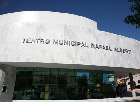 Teatro Rafael Alberti de Huércal Overa.